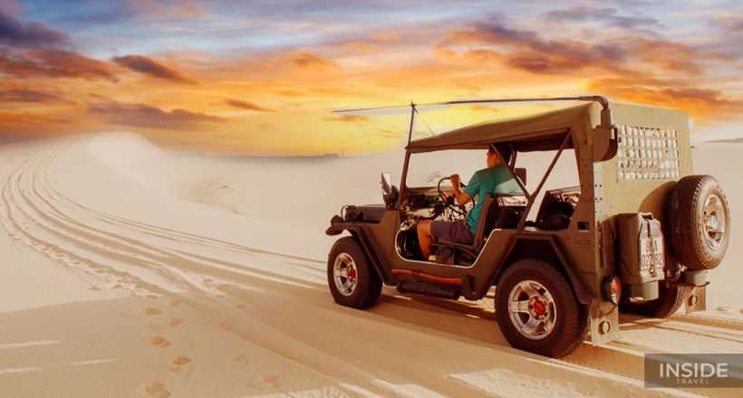 Mui Ne Sunrise Sand Dunes Jeep Tour