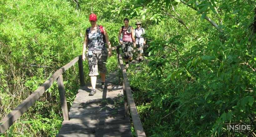 Trekking Nam Cat Tien National Park 3 Days