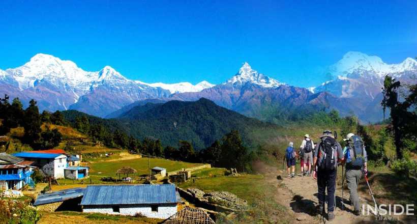 Nepal Yoga & Trekking Tour
