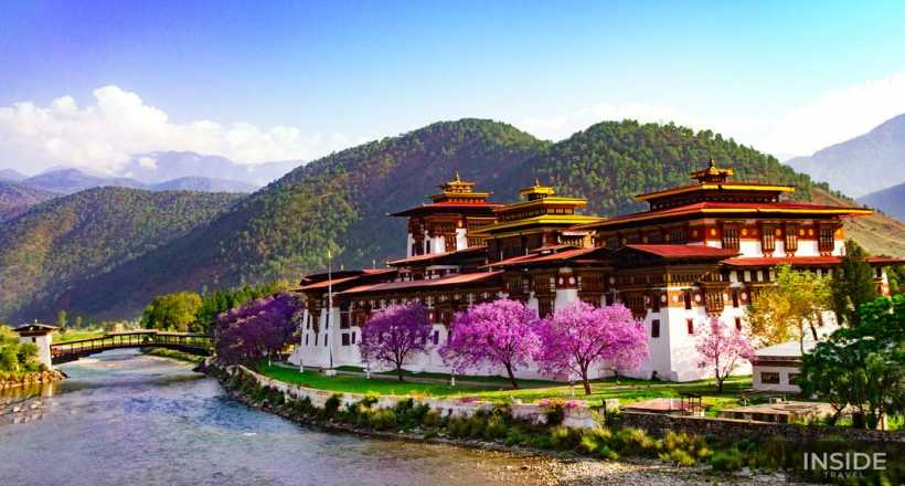 Peaceful Bhutan