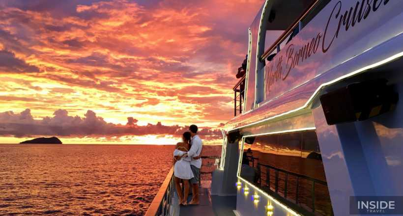 Perfect Honeymoon in Sabah for Active Couple