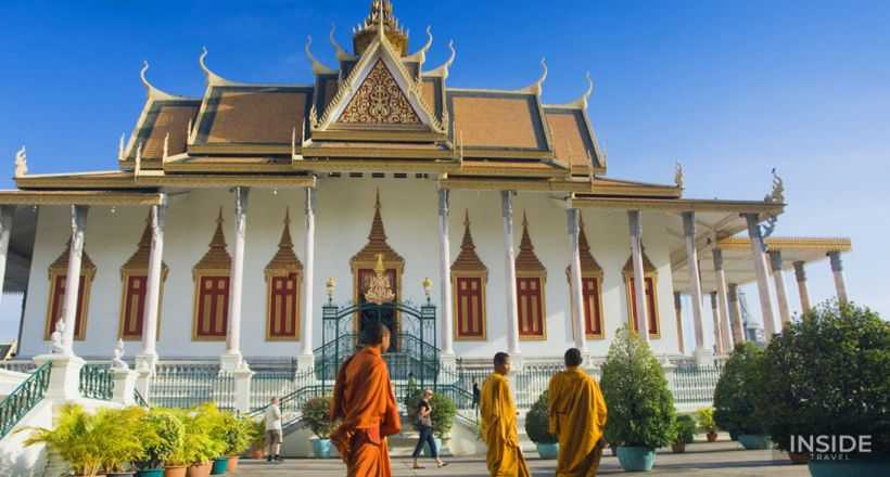 Phnom Penh City Day Trip