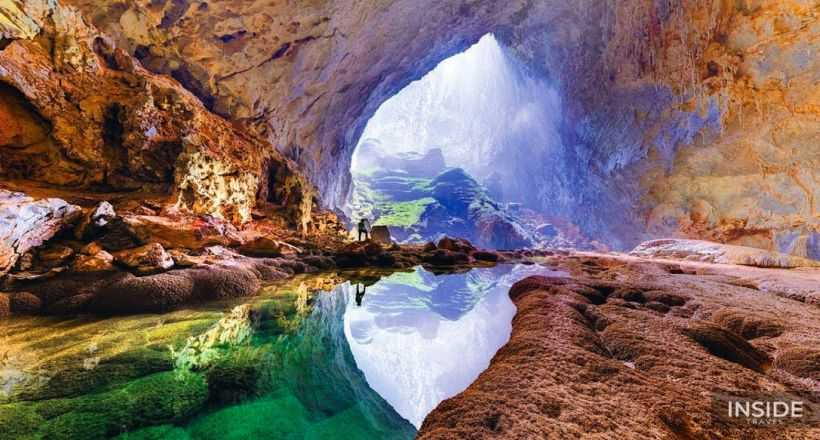 Phong Nha cave full day from Hue