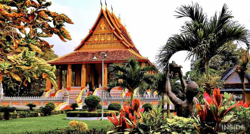 Quintessential Laos