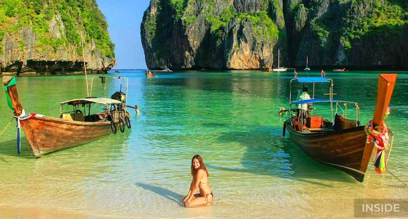 Refreshing Vacation  in Thailand