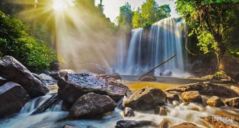 Relaxing Day Out To Phnom Kulen Waterfall