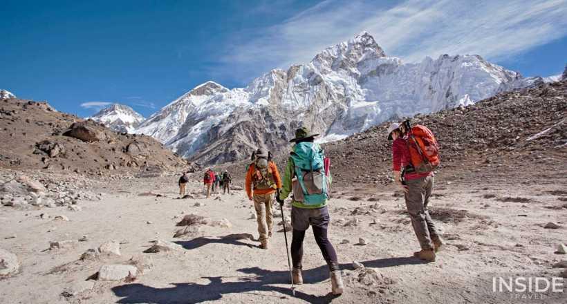 Short Trek to Everest Area