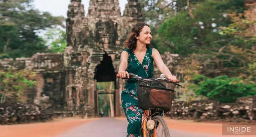 Siem Reap To Sihanoukville Biking Tour