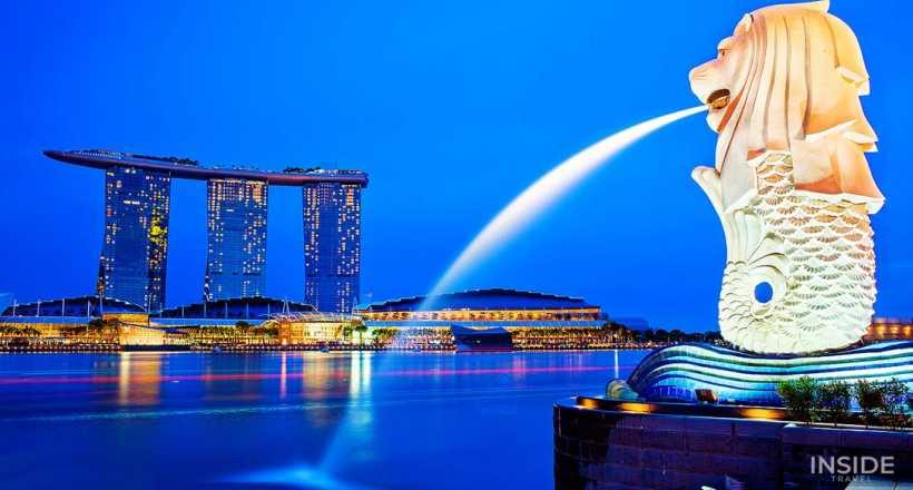 Singapore City Stop