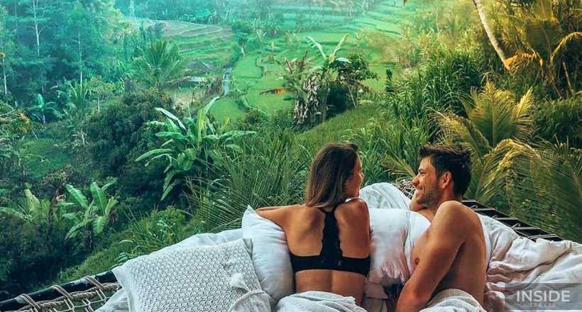 Sweet Honeymoon in Bali and Gili Trawangan