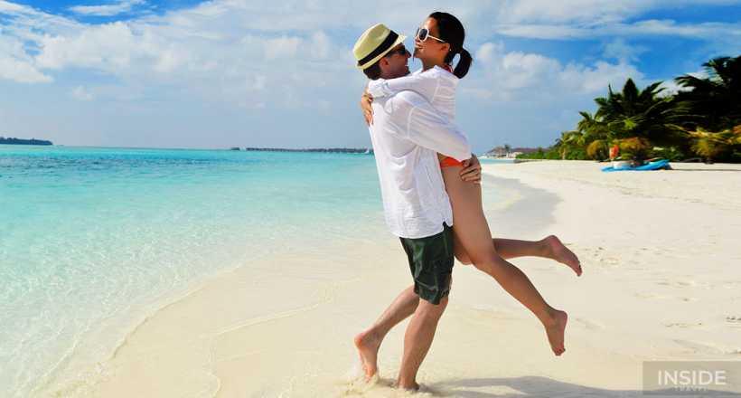 Sweet Honeymoon In Philippines