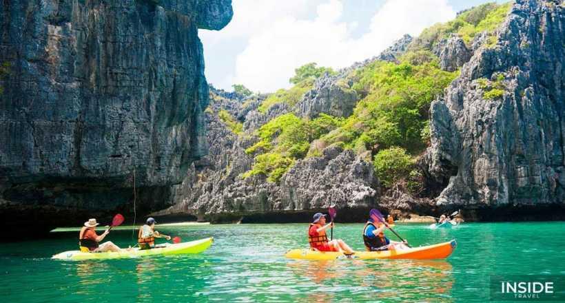 Thailand Active Tour