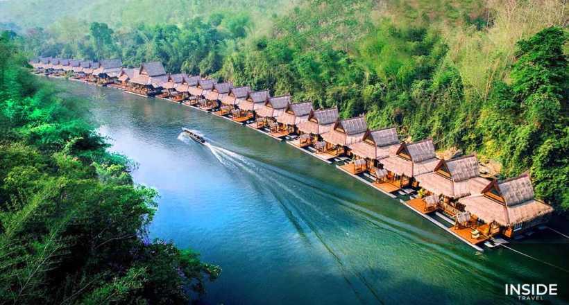 Wonderful Thailand Holiday for Newlyweds