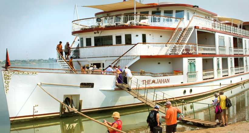 Discover the Real Cambodia with Jahan Cruise