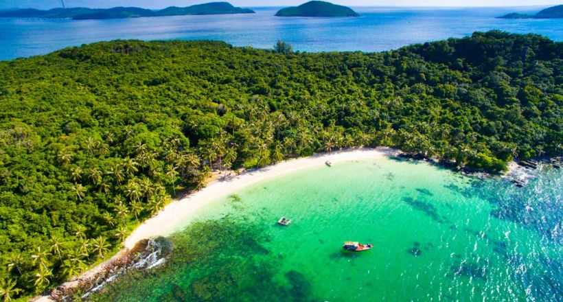 Best of Vietnam beaches
