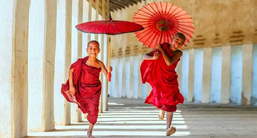 Bewitching land of Myanmar