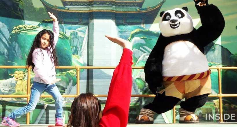 Unforgettable China Kungfu Panda Family Tour