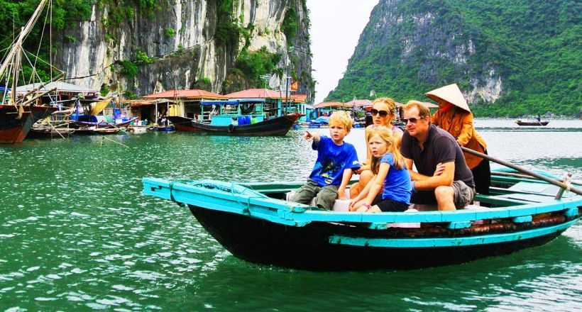 Vietnam Fascinating Family Holiday