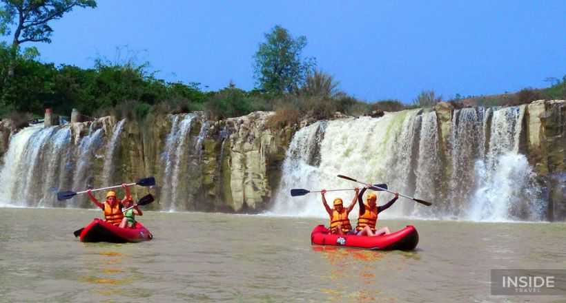 White Water Rafting in Da Lat- SIC Tour