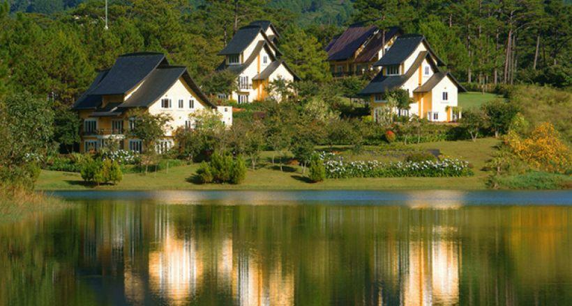 Binh An Village