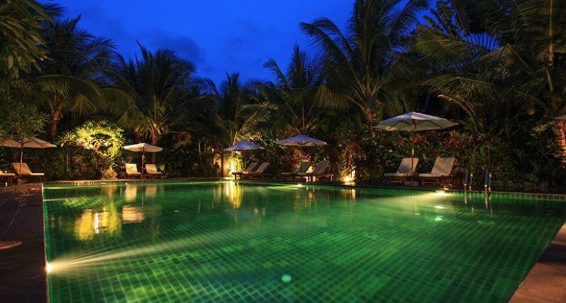 Cham Villas Botique Luxury Resort