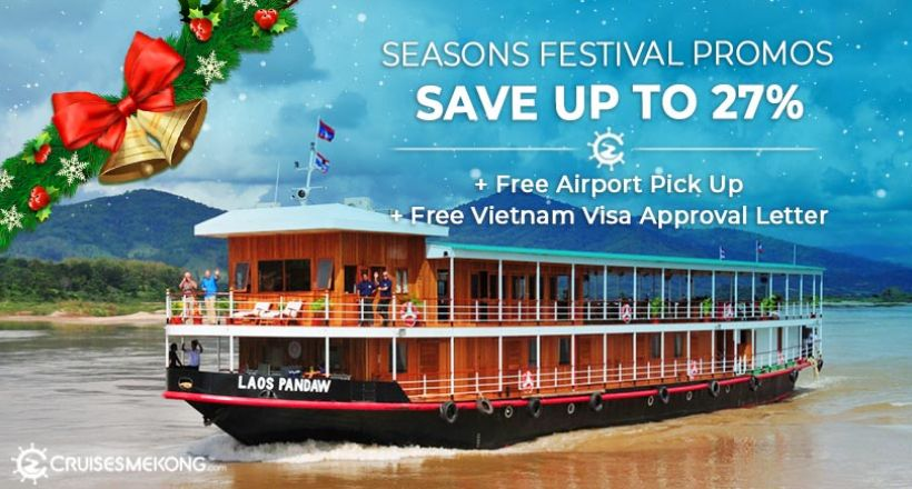 RV Laos Pandaw Cruise