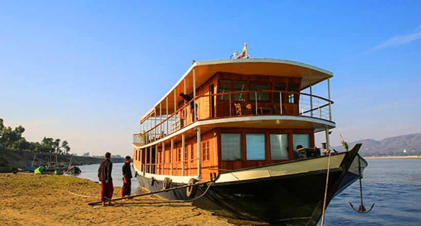 RV Mingun cruise