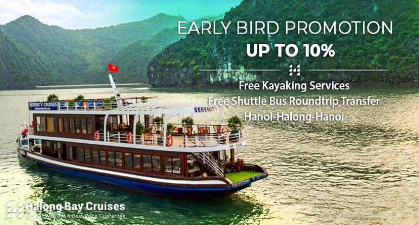 Serenity Luxury Day Cruise