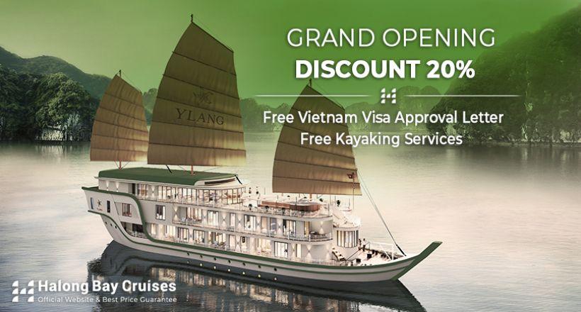 Heritage Line Ylang Cruise