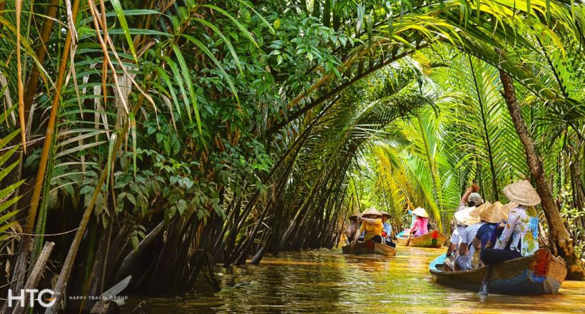Friendly Mekong Delta Group Tour