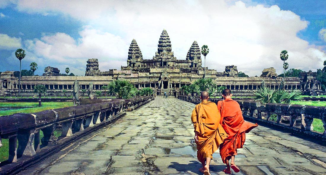Explore The Magical Angkor Wat