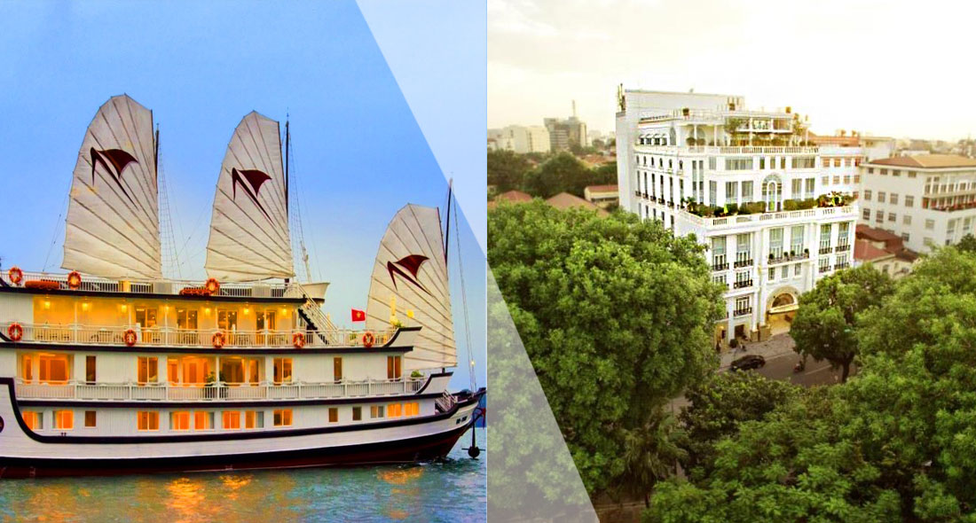 Exploring Vietnam's beauty with Apricot Hotel and Signature Cruise 3D2N