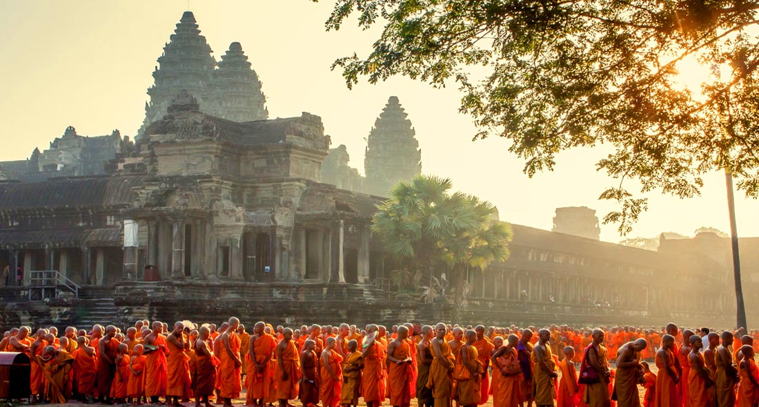 Fascinating insights into Cambodia
