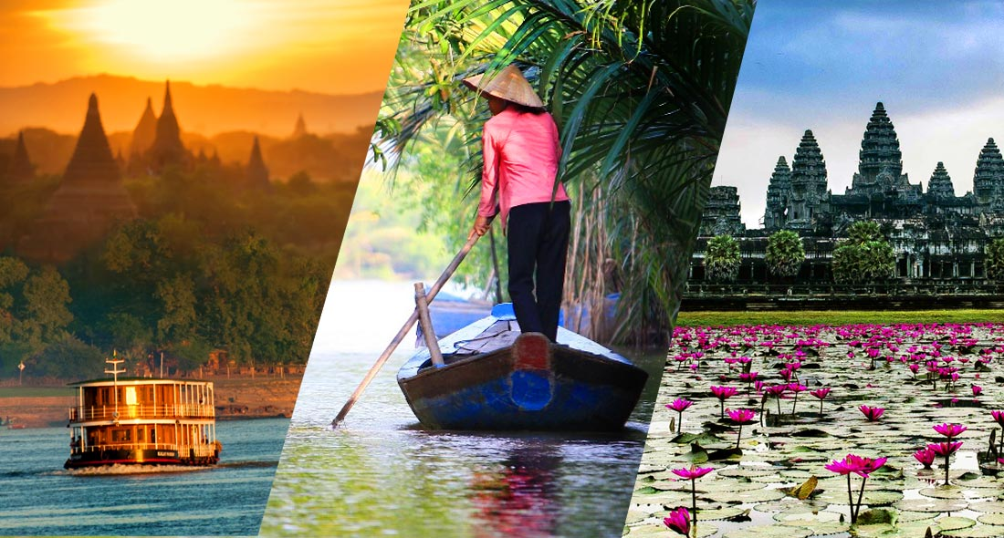 Cruise Journey in Myanmar, Vietnam & Cambodia