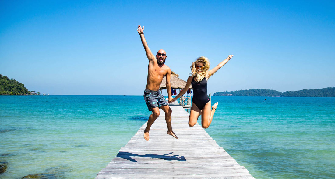 Cambodia Beach Paradise Holiday