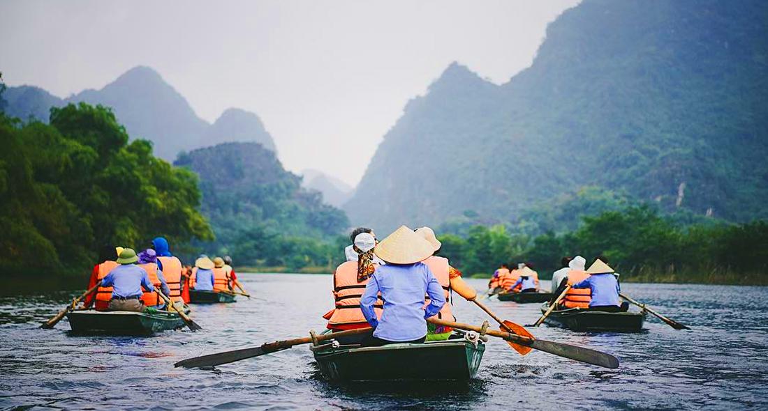 Impressive Ninh Binh Tour from Hanoi