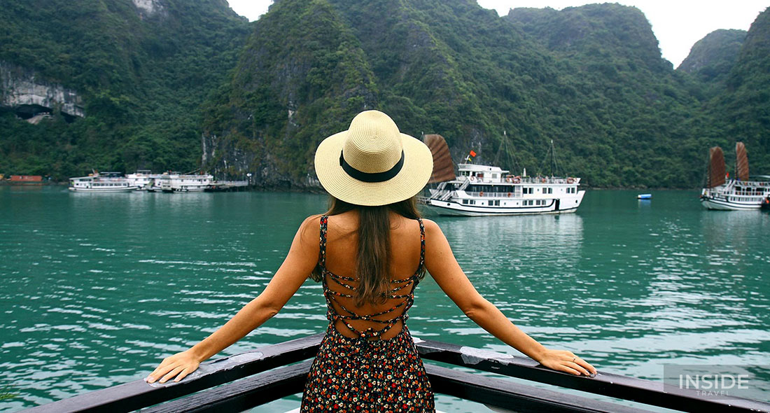 Cruising, trekking and camping tour in Vietnam