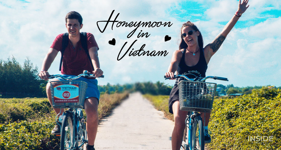 Honeymoon in Vietnam for adventure seekers