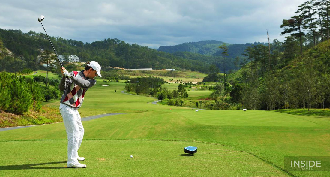 Ho Chi Minh to Da Lat Golf Tour