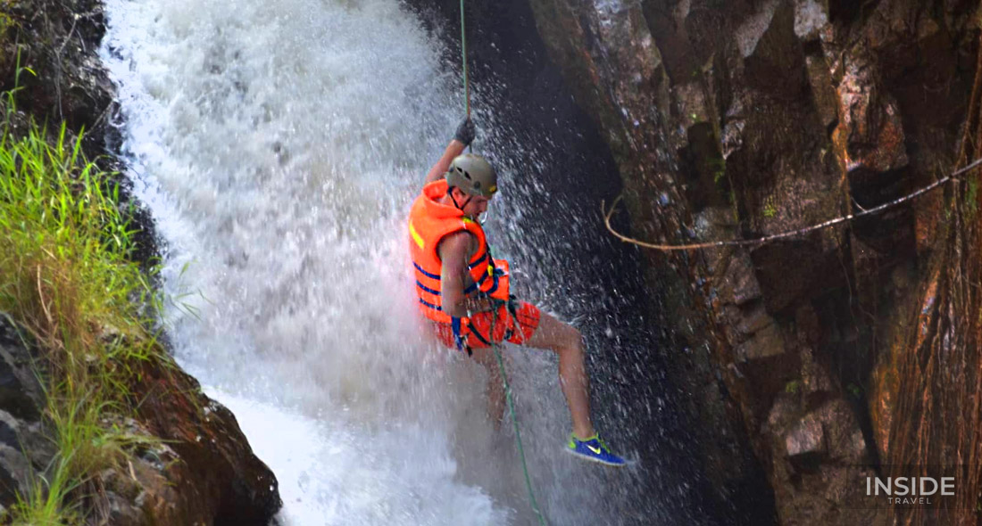 Extreme Canyoning Tour full day - SIC tour