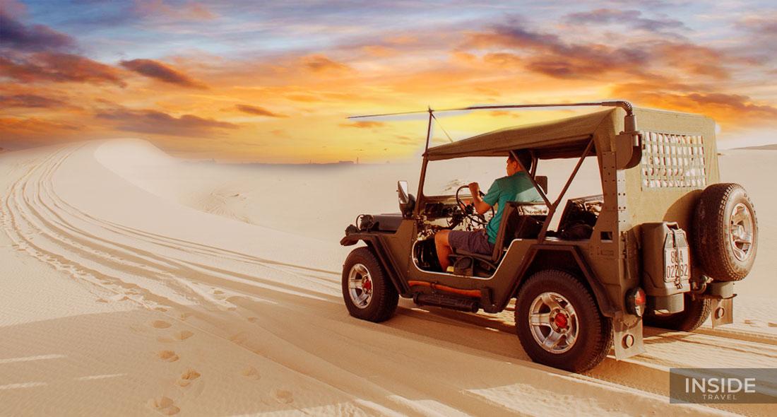 Mui Ne Sunrise Jeep Tour Adventure