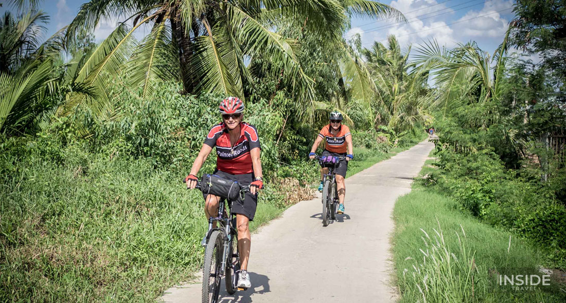 A Bicycle Trip Through the Mekong Delta 4 days