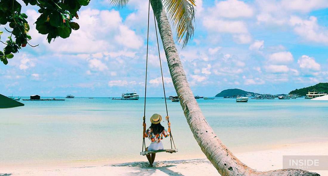 Phu Quoc Island Beach Break