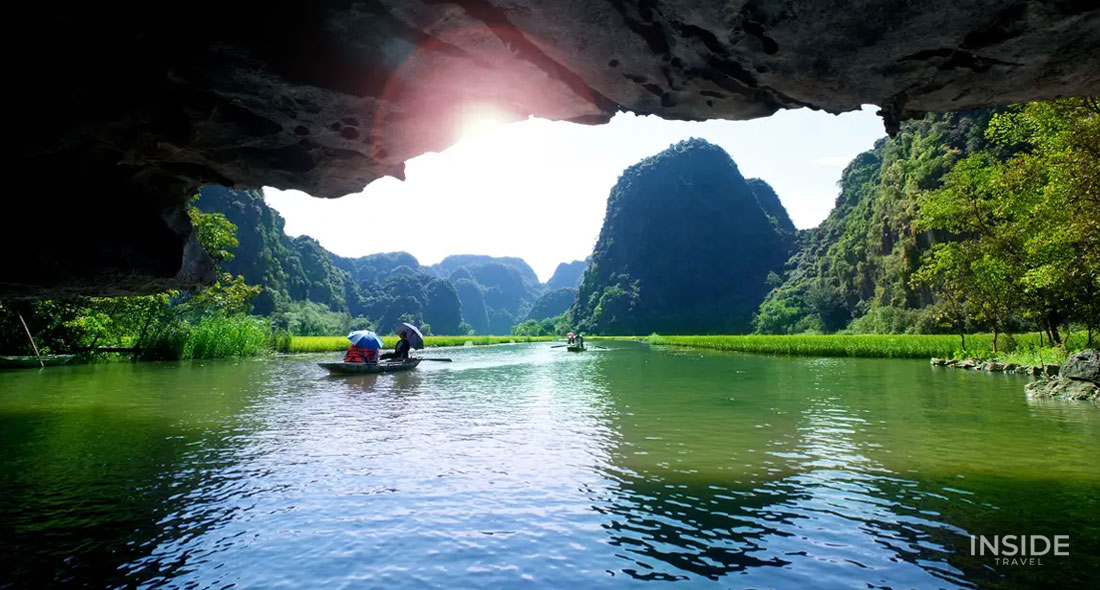 National Park - Paradise Cave and Phong Nha Cave private tour full day