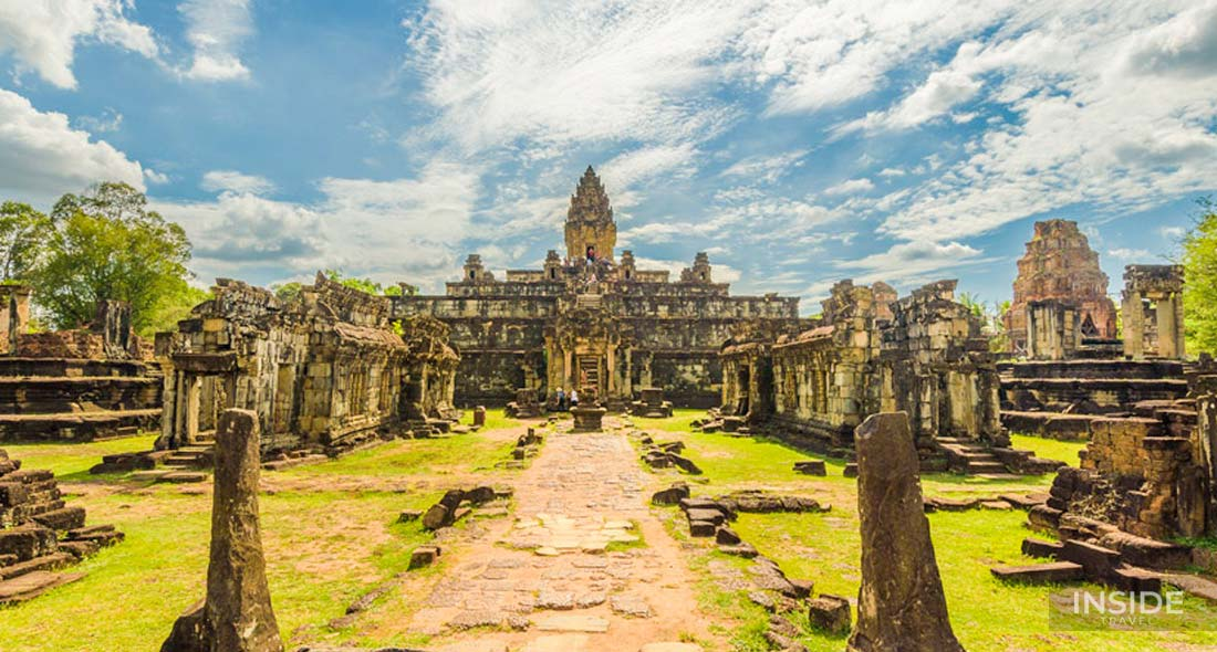Siem Reap to Phnom Penh & Sihanoukville Beaches