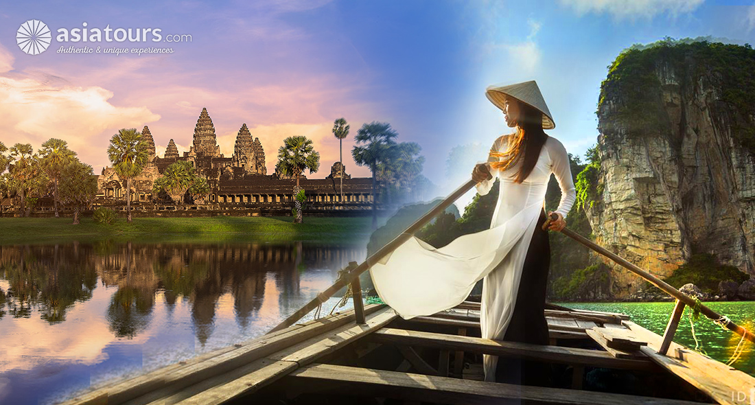 Travel into the heart of Vietnam & Cambodia