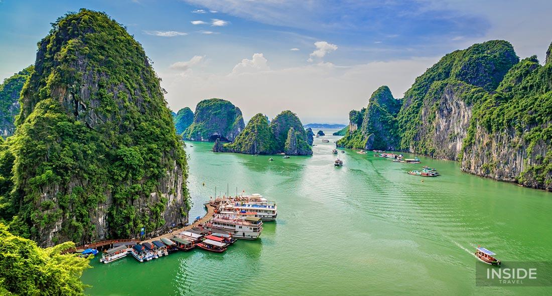 Explore the wonders of Vietnam and Cambodia