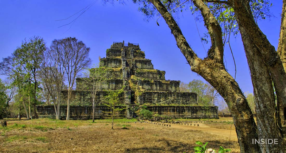 Gem of Koh Ker and Beng Mealea Temple