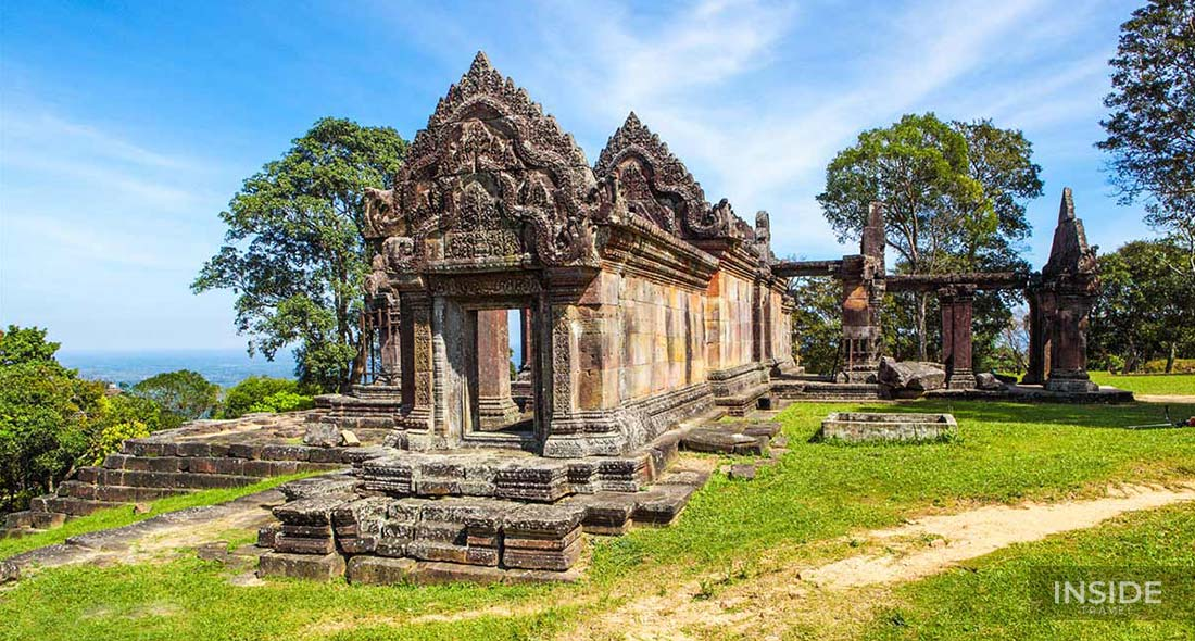 Private day trip from Siem Reap to Preah Vihear