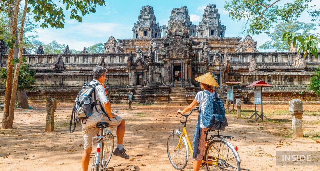 Angkor Temples Cycling Adventure